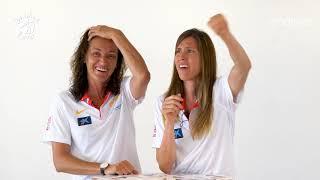 Download El Test Basket Lover a Laia Palau y Anna Cruz Video