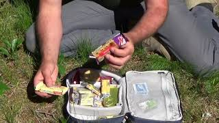 Download Our Bug Out Survival Food Pouch From ATailorBird Contents & Review Video