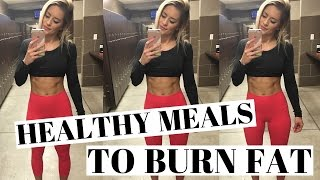 Download What I Eat In A Day | Healthy Meals Video