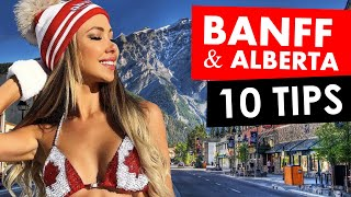 Download 10 Travel Tips for Calgary, Banff & Alberta in Canada Video