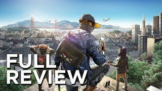 Download Watch Dogs 2 Full Review - Do You Even Care? Video