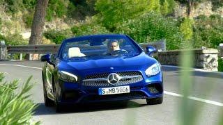 Download 2017 Mercedes-Benz SL 500 Road And Interior Trailer Video