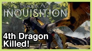Download 4th Dragon Killed!!! Gamordan Stormrider - Livestream Highlight - Dragon Age Inquisition Video