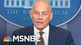 Download Watch For What John Kelly Didn't Say In White House Briefing | The Last Word | MSNBC Video