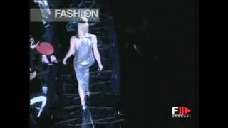 Download ″Gianni Versace″ Spring Summer 1998 Milan 4 of 4 pret a porter woman by Fashion Channel Video