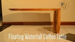 Download Floating Waterfall Coffee Table Video