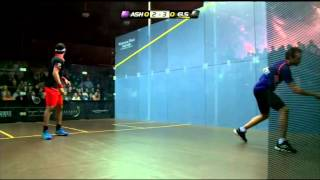 Download Squash: How to Warm A Ball Up Egypt Style Video