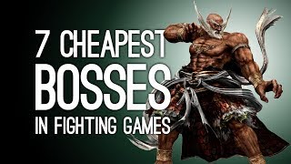 Download The 7 Cheapest Bosses in Fighting Game History Video