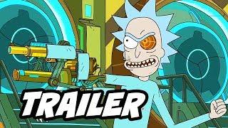 Download Rick and Morty Season 3 Episode 5 Promo Breakdown Video
