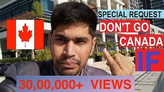 Download Special Request DON'T GO CANADA IF... Video