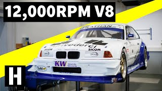 Download Legendary 12,000RPM V8 Hillclimb Monster! Video