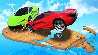 Download Survive The BREAKING DEMO DERBY! - GTA 5 Funny Moments Video