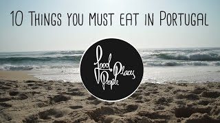 Download 10 Things you must eat in Portugal Video