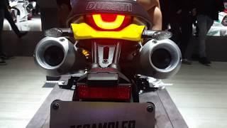 Download Eicma 2017 : Ducati Scrambler 1100, King size ! Video