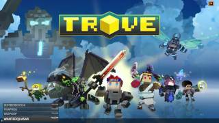 Download Trove 60fps 1080p Farming Shadow Keys and Gear with right Stats Video