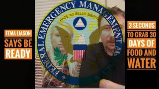 Download Warning From FEMA Liaison to GET READY! Video