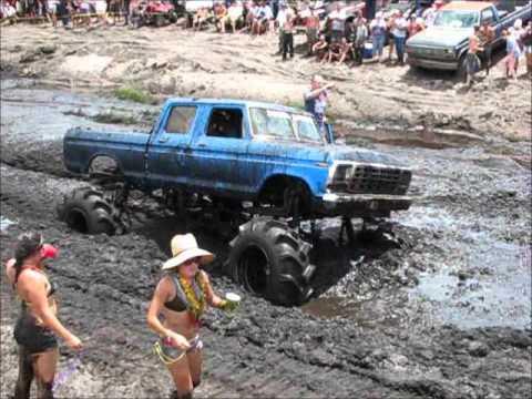 Papa Smurf Mud Run @ Triple Canopy Ranch 7-23-11 & Stream Redneck Yacht Club Punta Gorda Florida #680228 on Akefk