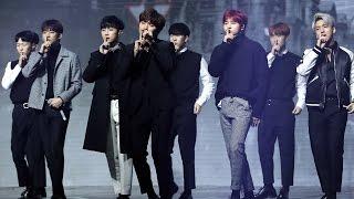 Download B1A4 'A lie'(거짓말이야) Stage Showcase (비원에이포, 진영, 신우, 산들, 바로, 공찬) [통통영상] Video