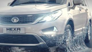 Download Tata Hexa Concept @ Geneva Motor Show 2015 Video