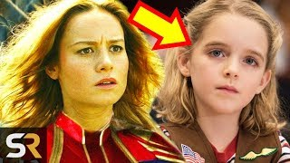 Download Here's How Captain Marvel Will Totally Mess Up MCU Continuity Video