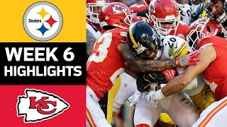 Download Steelers vs. Chiefs | NFL Week 6 Game Highlights Video