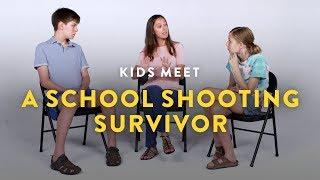 Download Kids Meet a School Shooting Survivor | Kids Meet | HiHo Kids Video
