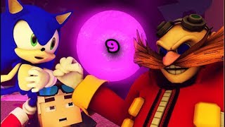 Download SONIC IN MINECRAFT 9! ROBOTNIK TAKES OVER - ANIMATION Video