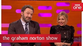 Download ″How many times can one man climax?″ - The Graham Norton Show 2017: Episode 13 - BBC One Video