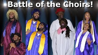 Download Battle of the Choirs! | Random Structure TV Video