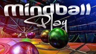 Download COMPETITIVE BALL RACING! - Mindball Play Video