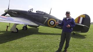 Download Pilots Talk - Sea Hurricane - Shuttleworth Fly Navy Airshow 2016 Video
