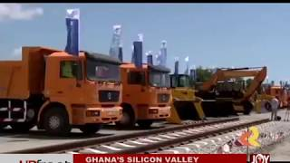 Download Ghana's Silicon Valley - UPfront on JoyNews (18-4-18) Video