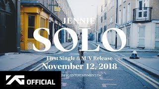 Download JENNIE - 'SOLO' M/V TEASER Video
