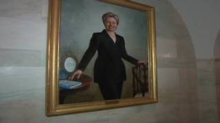 Download CNN: Tour of the White House art collection Video