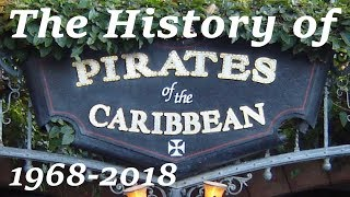 Download The History of & Changes to Pirates of the Caribbean | Disneyland Video