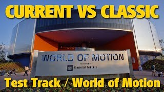Download Test Track / World of Motion | Current vs. Classic | DIS Unplugged Minisode Video