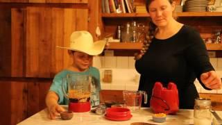 Download Recipe for Homemade Raw Zesty Honey Dijon Mustard Video