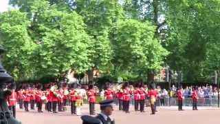 Download The Queen's Guard playing Indiana Jones and Imperial March Video