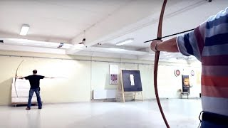 Download Lars Andersen: a new level of archery Video