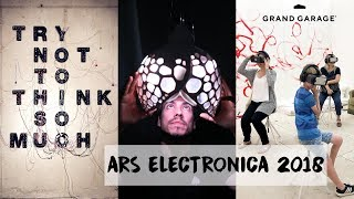 Download Ars Electronica Festival 2018 | ERROR: the Art of Imperfection | Garagenvlog #8 | GRAND GARAGE Video