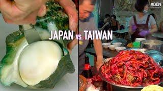 Download Japan vs. Taiwan - Street Food in Asia Video
