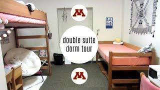 Download Double Suite Dorm Tour - University of Minnesota Twin Cities Video