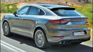 Download 2020 Porsche Cayenne Turbo Coupe - Luxury Performance SUV Video