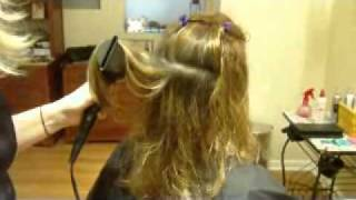 Download How to Blow Dry Your Hair With Long Layers: Round Brush (Part 1 of 2) Video