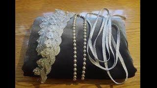 Download تفصيل وخياطة ✂جبة(قندورة) قطيفة للاعراس و مناسبات 2019💗//الى قناة خياطة وابداعات زهرة💗 Video