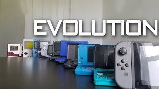 Download Evolution Of Nintendo Handhelds 1980 - 2017 Video