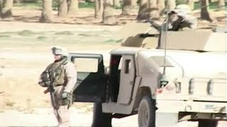 Download Iraq War - Marines Patrol In Al Asad Video