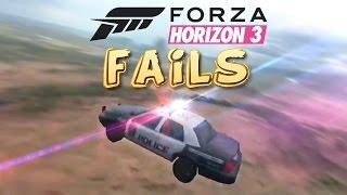 Download Forza Horizon 3 FAIL Compilation Video