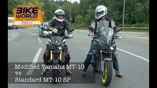 Download Modified Yamaha MT-10 VS MT-10 SP Video