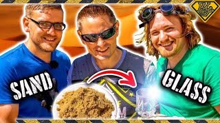 Download How To Turn SAND Into GLASS Video